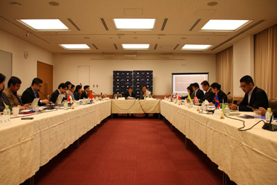 NEAT 30th Country Coordinators Meeting (CCM)  in Tokyo, Japan held
